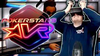 VIRTUAL REALITY POKER!? | PokerStaples Stream Highlights