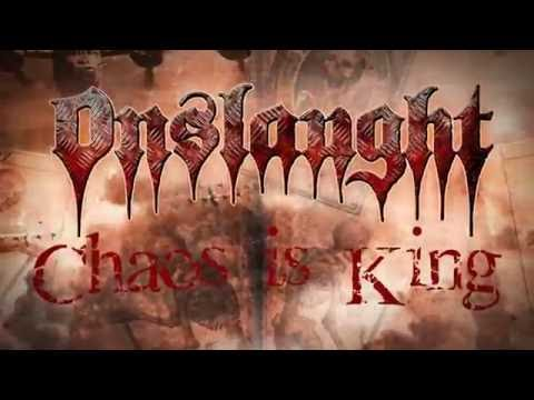 ONSLAUGHT - Chaos Is King (Official LYRIC Video)