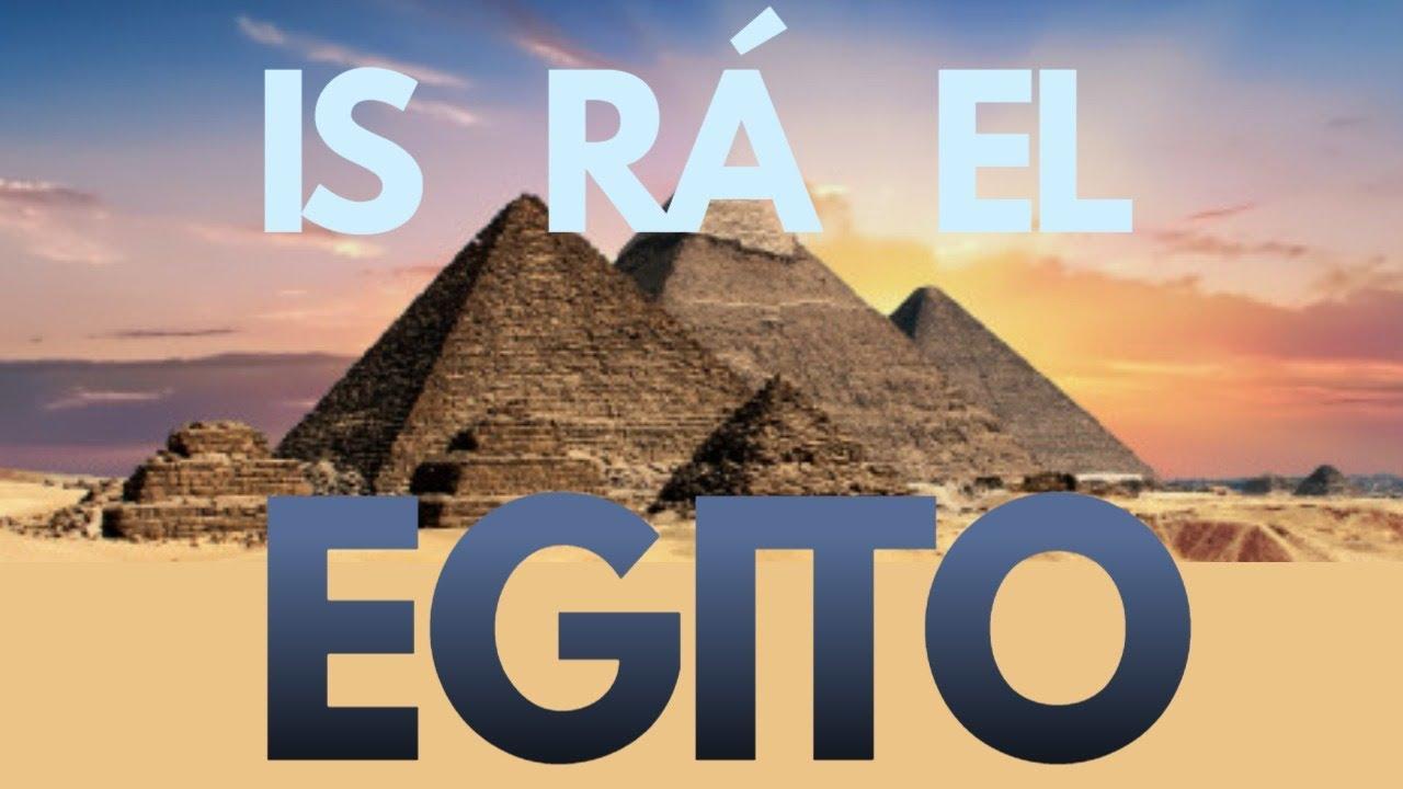 ISRAEL — Isís Rá EL — veio do PAGANISMO
