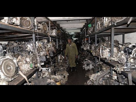 Jobs at stake as Kebs bans import of used car parts - VIDEO