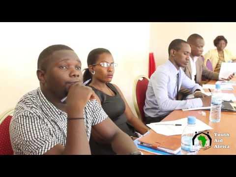 Youth Aid Africa MTAC leadership workshop