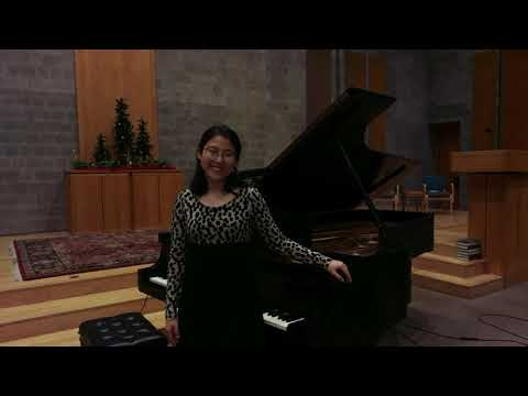 Piano music of Chris Acquafondata, performed by E-Na Song