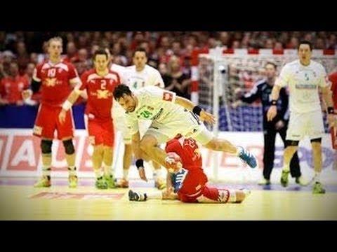 EHF EURO 2014   DENMARK vs HUNGARY - Main Round (Group 1)