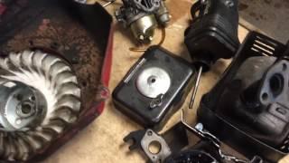 Ремонт двигуна Forte 1050g Частина 2 Повна діагностика