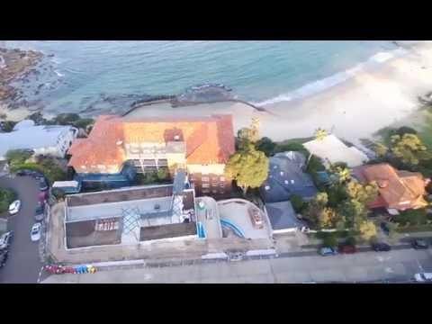 Sydney Balmoral Drone Footage #2! | Bebop 2 FPV |