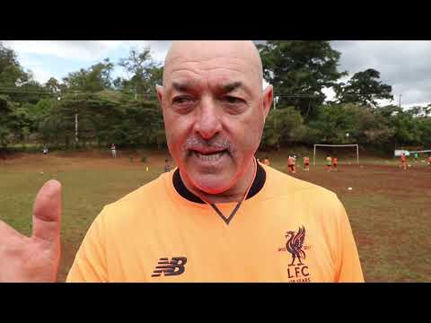 Bruce Grobbelaar On Diamond FC
