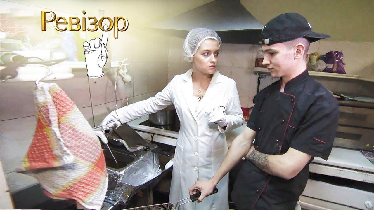 Ресторан Trattoria Fabrizio – Ревизор 11 сезон в Запорожье – 10.08.2020