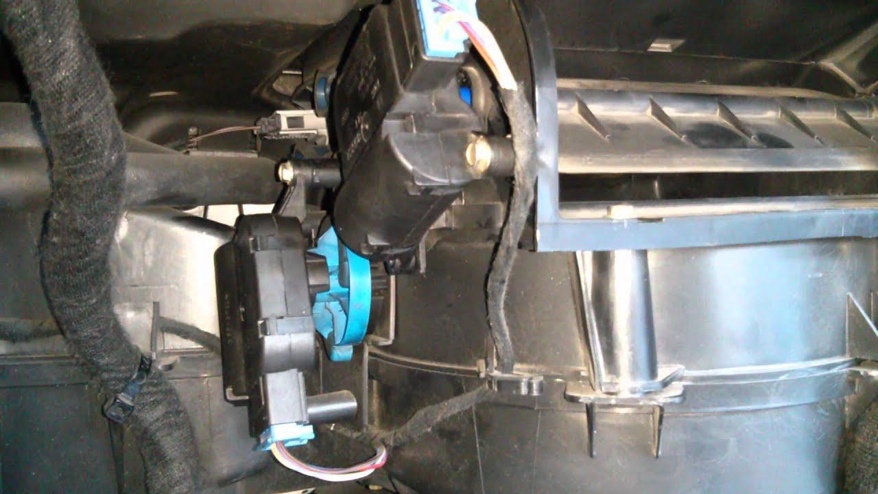 Nastawy Podstawowe Silniczk 243 W Klap Nagrzewnicy Audi A4 B6