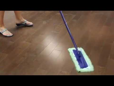How to Clean your Prefinished Hardwood