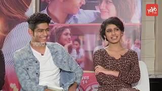 Lovers Day Movie Team Special Interview   Priya Prakash Varrier   Roshan Abdul   YOYO TV Channel