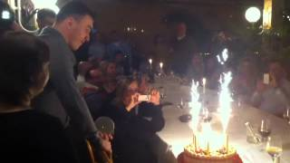 День Рождения Кирилла Андреева