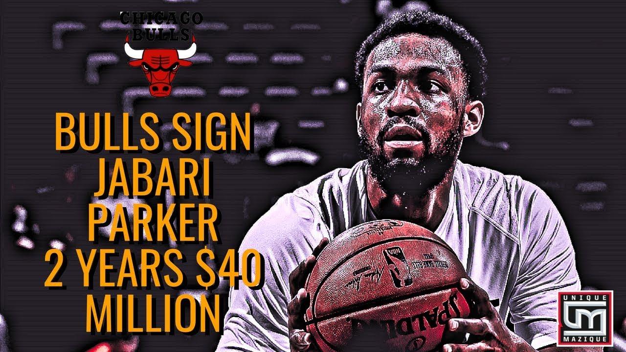 6506b25e4 Jabari Parker Signs With Chicago Bulls 2 years