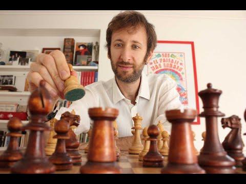 Clases con el GM Rubén Felgaer