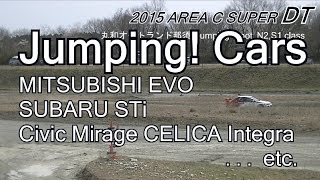 Jumping Cars N2 S1 class 2015 AREA C SUPER DT