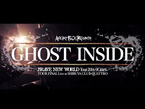 ANGRY FROG REBIRTH - GHOST INSIDE(Live ver.) -