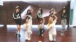 [Weki Meki - DAZZLE DAZZLE] dance practice mirrored