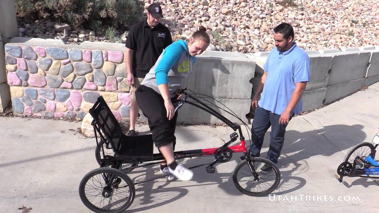 Sunseeker Eco Delta Recumbent Trike Show Utah Trikes Youtube Copyright 2006 Bicycledesignercom