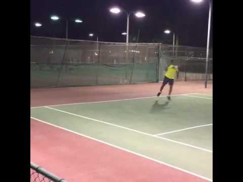 #tennis_smash  essam kamel