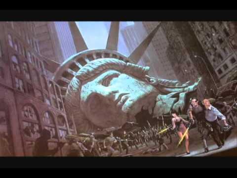 Escape from New York (extended audio) - John Carpenter