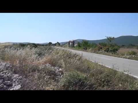 The State of the motorist camping rest in Croatia