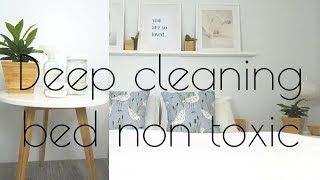 DEEP CLEANING BED NON TOXIC RECIPES FOR CLEANING