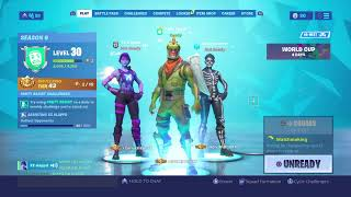 FORTNITE WITH AIMARRRR& TRISTION
