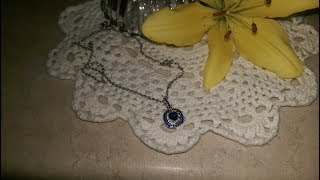 Sapphire Necklace Reveal ~ Cha…