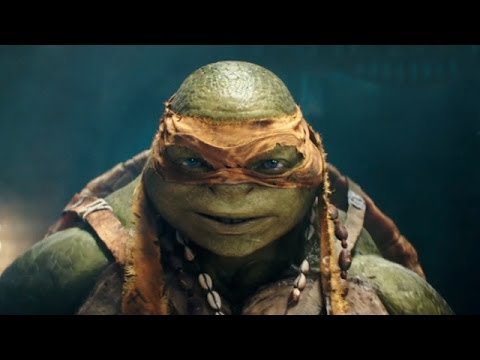 Teenage Mutant Ninja Turtles - 3D Trailer