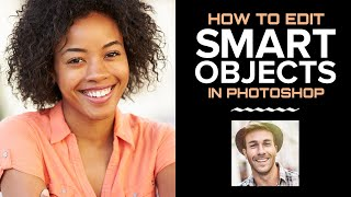 How to Edit Smart Objects in Photoshop