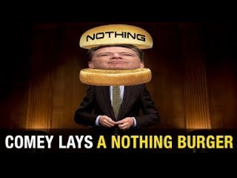 James Comey Testimony: Nothing Burger? [Highlights]