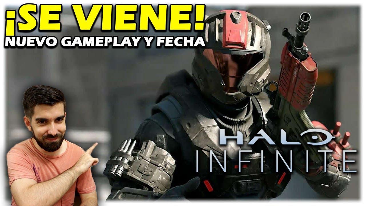 🎮 Halo Infinite: lanzamiento y gameplay | Nueva IP para Xbox | Game Pass - Microsoft - Beta - Semons