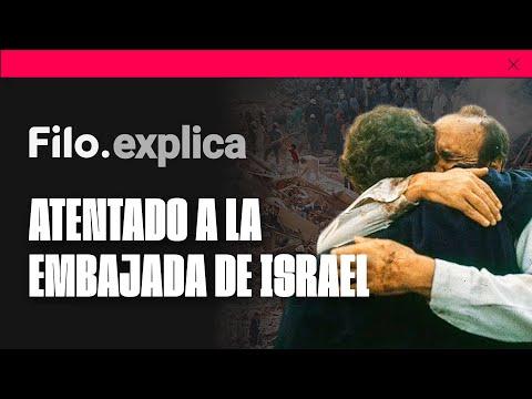 Atentado A La Embajada De Israel: Una Historia De Terrorismo Y Encubrimiento