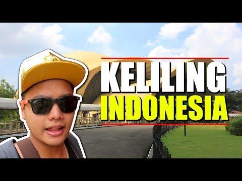 TAMAN MINI INDONESIA INDAH !