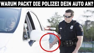 10 Dinge - die du nicht über die Polizei wusstest!