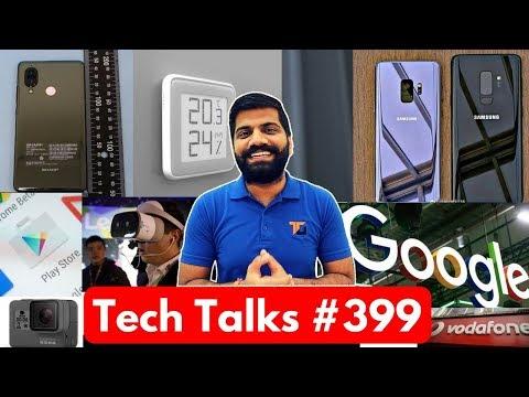 Tech Talks #399 - Vodafone VoLTE, Amazon AR, AdultSwine Malware, C-DAC BSNL Plan