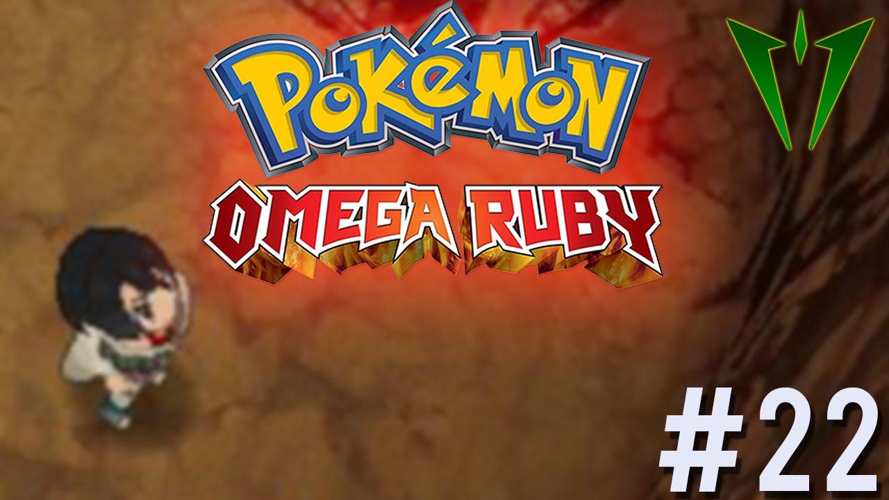 Pokemon Omega Ruby Ep 22 Meteorite Shards Youtube