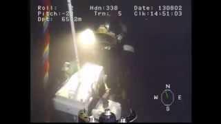 jj drilling at 68 meters of seawater