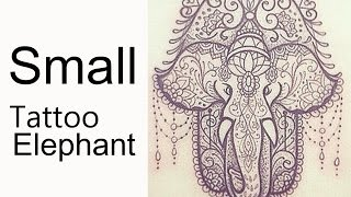 Video Small Elephant Tattoo Ideas download MP3, 3GP, MP4, WEBM, AVI, FLV Juni 2018