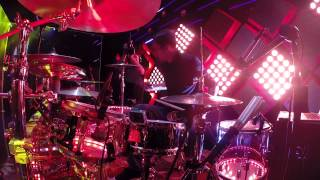"Download Video ""Geronimo"" Live Cover - Drums Only View with Drum Solos! MP3 3GP MP4"