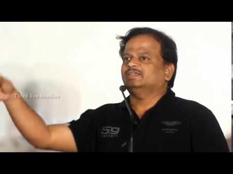 director-kv-anand-speech-|-'anegan'-audio-launch-|-dhanush,-harris-jeyaraj,-kv-anand