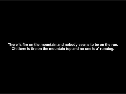 Fire on the mountain - Asa