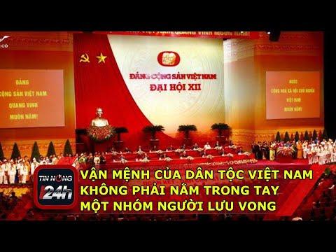 Vận mệnh của dân tộc Việt Nam không phải nằm trong tay một nhóm người lưu vong