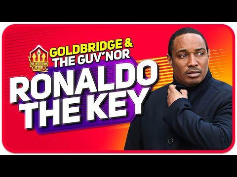 RONALDO Will Demand More of SOLSKJAER! INCE & GOLDBRIDGE Man Utd News