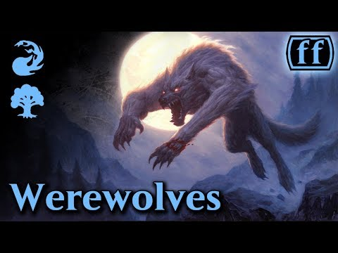 Friendly Friday - Modern - Werewolves
