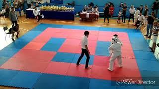 Чемпионат по киокушинкай карате Астрахань 13.05.2018