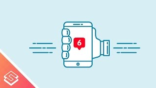 Inkscape Tutorial: Mobile Alert Design