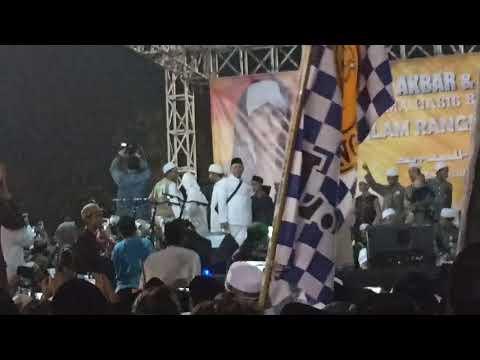 Tabligh Akbar Bersama Habib Bahar Bin Ali Bin Smith di Cilegon Banten