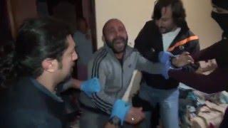 Şok görüntüler ; Dilek Doğan'ın polis tarafından vurulma anı