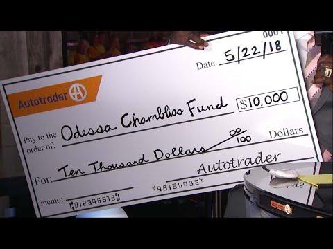 Inside The NBA: Shaq's Charity Donation