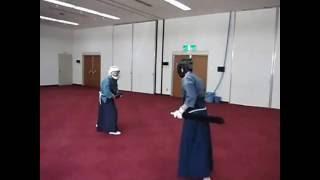 居合 & 抜刀術の実戦的な試合 (2016武器の技術交流会)